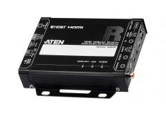 ATEN VE2812R | อุปกรณ์รับสัญญาณ 4K HDMI ผ่านสาย CAT5e/6/6a เส้นเดียว ไกล 100m ใช้เทคโนโลยี HDBaseT Class A มี Long Reach mode ที่ช่วยให้ต่อได้ถึง 150m ที่ 1080p
