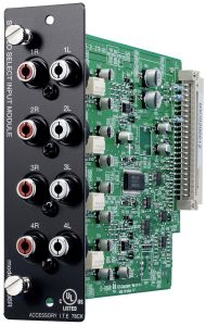 TOA D-936R | Stereo Select Input Module for D-901 Digital Mixer