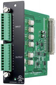 TOA D-981   Remote Control Module for D-901 Digital Mixer