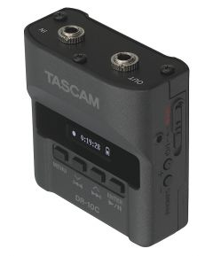 TASCAM DR-10CH LINEAR PCM RECORDER with WIRELESS SYSTEM (Shure conector)
