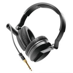 FOCAL Spirit Professional | หูฟังมอนิเตอร์ Closed-Back Design, 40mm Drivers, Memory Foam Ear Cups and Headband, Detachable Coiled Cable