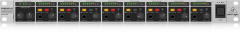 8-Channel High-Power Headphones Mixing and Distribution Amplifier