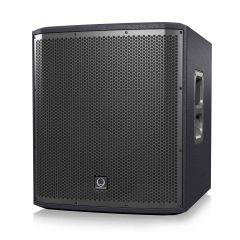 Turbosound iP12B ตู้ลำโพงซับวูฟเฟอร์ 12 นิ้ว 1,000 วัตต์ (600+200+200W)พร้อม Bluetooth