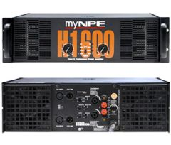myNPE H1600 Power Amp 2X800W CLASS : H 3U