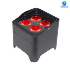 Nightsun SPG701 | ไฟพาร์ 4x12 W LED Battery