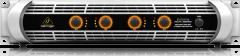Behringer iNUKE NU4-6000 เครื่องขยายเสียง 4x2,300 วัตต์