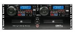 Numark CDN77USB | Professional Dual USB and MP3 CD player