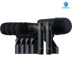 PreSonus DM-7  ชุดไมค์จับกลอง Complete Drum Microphone Set for Recording and Live Sound