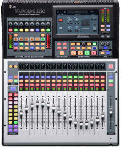PreSonus StudioLive 32SC ดิจิตอลมิกเซอร์