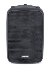 """SAMSON Auro X12D   Active PA Speaker with 12""""2-way 1,000-watt Low-frequency Driver and 1.34"""" High-frequency Driver (each)"""
