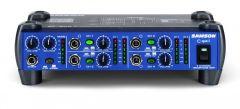SAMSON C-que8 | Headphone Amplifier 4-channel with 2 Outputs per Channel
