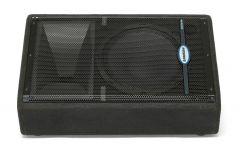 "SAMSON RS-12M HD   Wedge Monitor 12"", 2-way 500-watt Program Power Handling @ 8 Ohms"