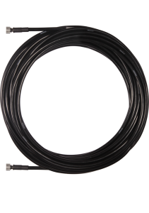 Shure UA825-RSMA สายอากาศ ความยาว 7.5 เมตร  The UA825-RSMA is a 7.5 m reverse SMA coaxial cable for use with GLX-D Advanced Digital Wireless remote mounting applications.
