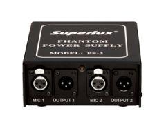 SUPERLUX PS2A Phantom Power Supply 48V