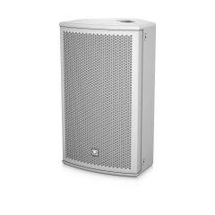 Turbosound NUQ102-AN-WH | ตู้ลำโพงพร้อมขยายเสียง 600 วัตต์ 2 ทาง 10 นิ้ว