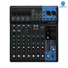 YAMAHA MG10XU มิกเซอร์ 10-Channel Mixer with Built-In FX and 2-In/2-Out USB Interface