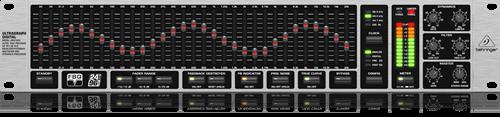 Behringer DEQ1024 | 24-Bit/96 kHz Equalizer