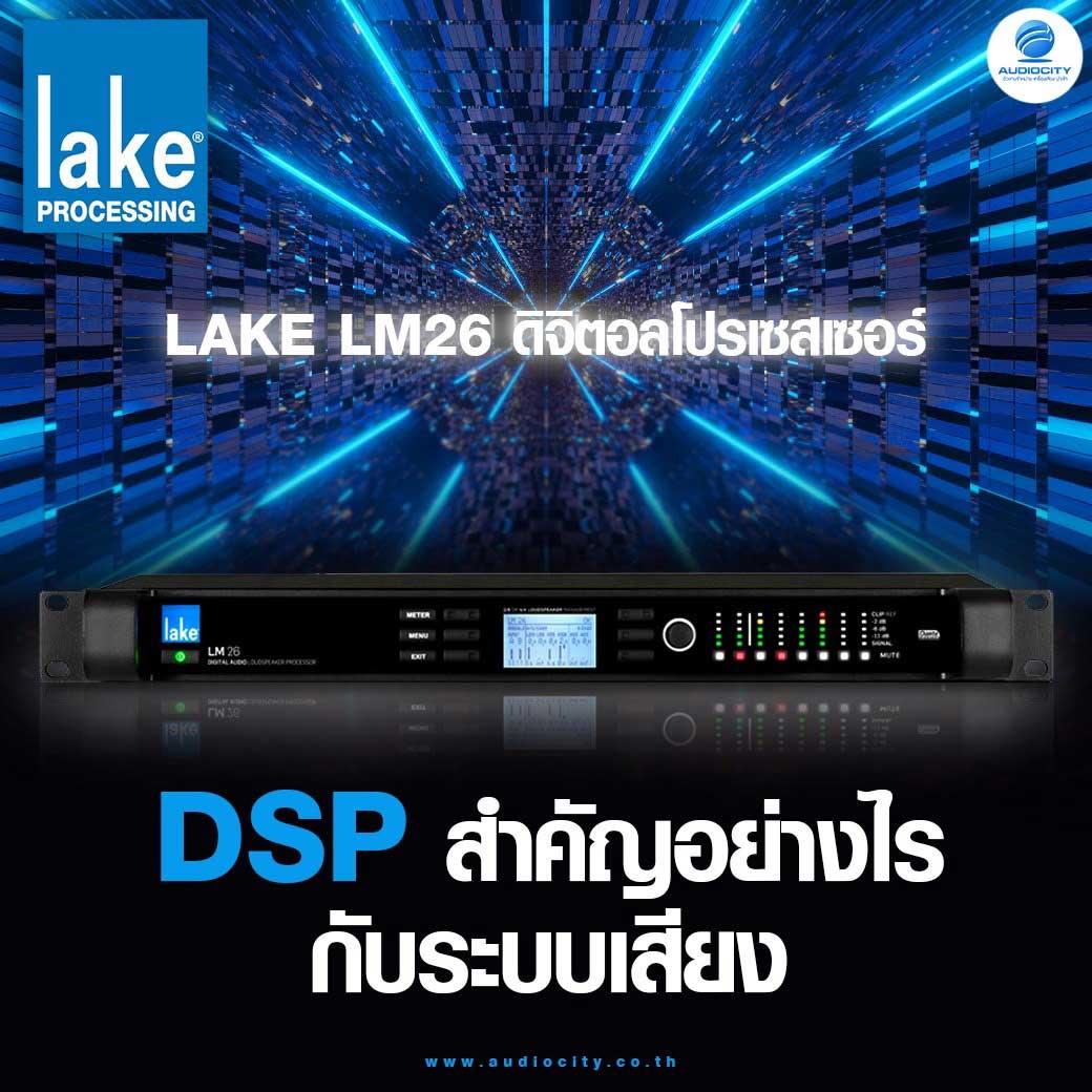 Digital Signal Processor หรือ DSP